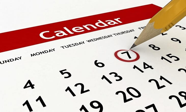 Five important dates loom large with respect to Bitcoin's future prospects