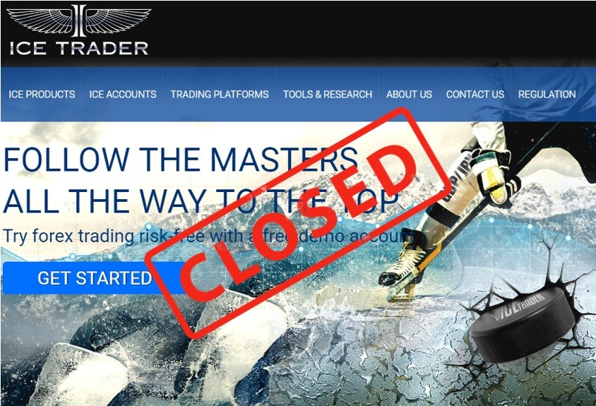 icetrader-closed
