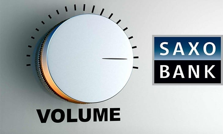 saxo bank fx volumes