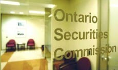 Ontario Securities Commission (OSC)