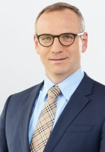 Egbert Laege, CEO of Powernext