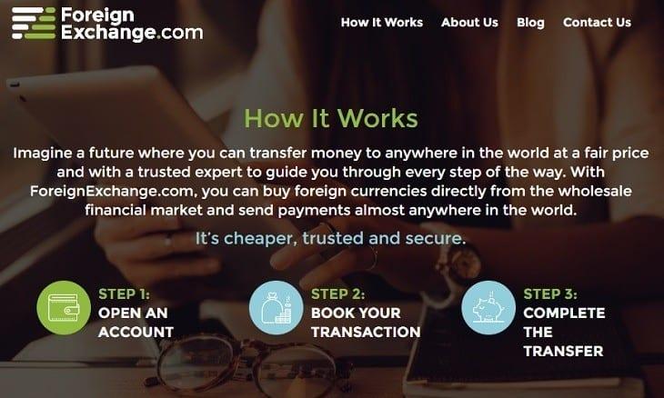 Foreign exchange broker gain