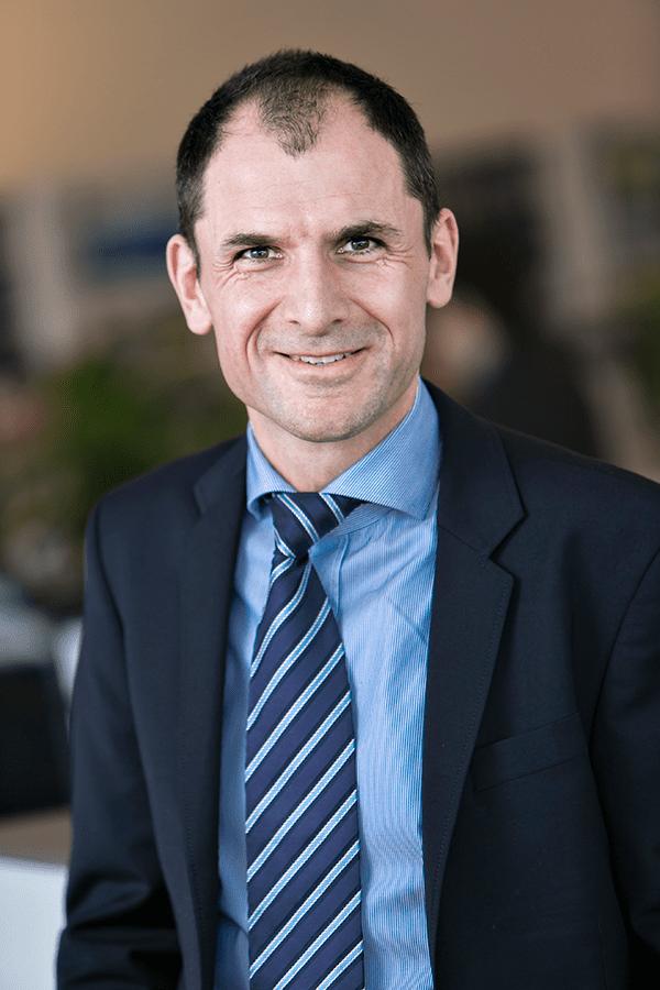 Jacob Pedersen , CEO of Gaspoint Nordic