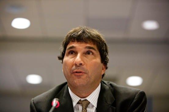 Stephen Luparello, SEC