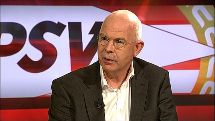 Toon Gerbrands, CEO of PSV