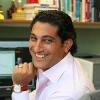 Alfred Eskandar CEO, Portware