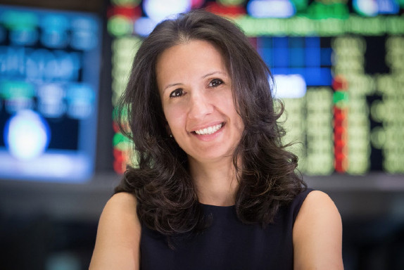 Lynn Martin President and COO, ICE Data Services at Intercontinental Exchange