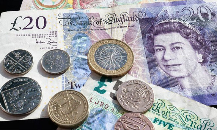 The Pound could be on its way to parity