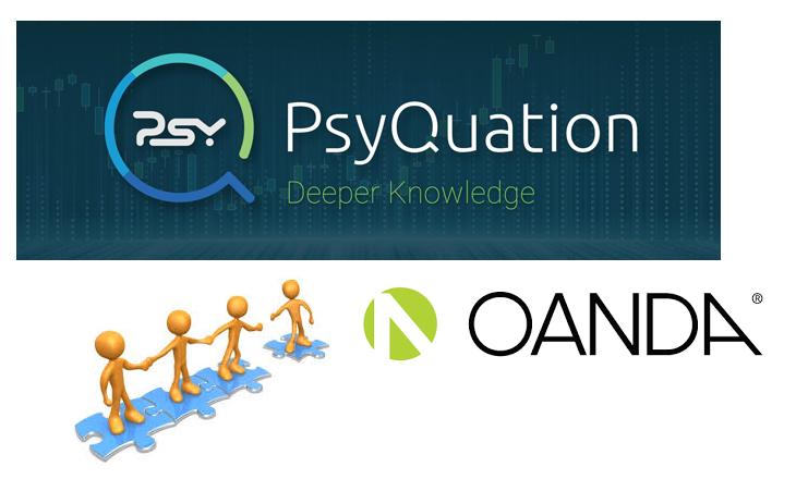 PsyQuation adds latest forex broker in OANDA