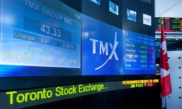 TSX rises with energy gains; Sun Life and TMX weigh