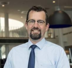 John Hardy, Saxo Bank