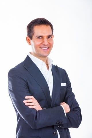Yasin Qureshi, CEO Naga Group