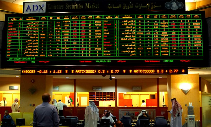 Abu Dhabi Securities Exchange launches its new digital platform Sahmi