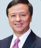 HKEX Chief Executive Charles Li