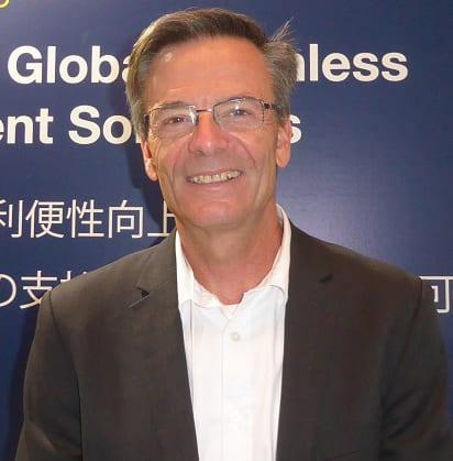 Yair Nechmad,CEO Nayax