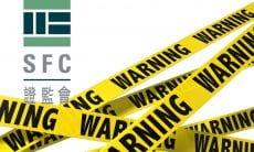 sfc warning