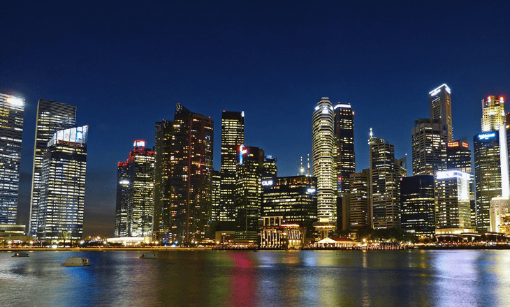 Singapore option traders