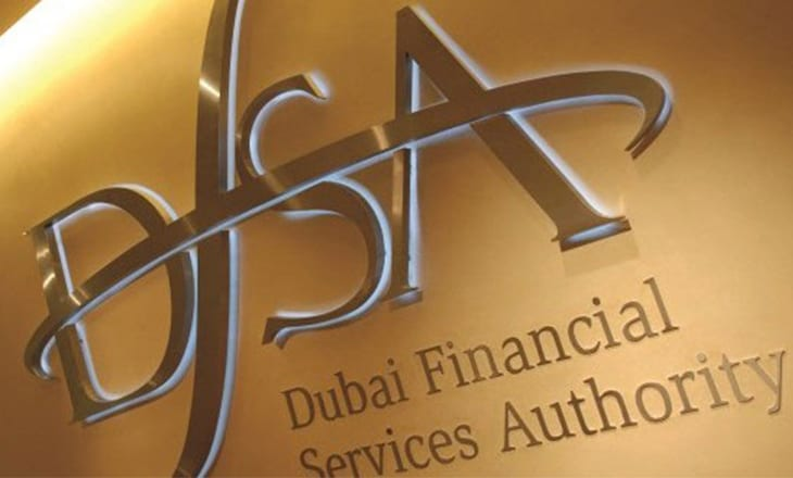 DFSA fines individual US$52,500
