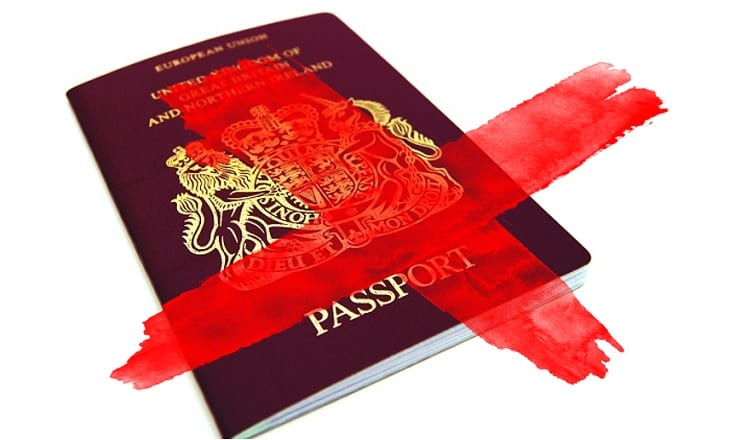 eu uk mifid passport