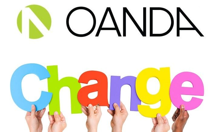 OANDA launches real-time spot FX rates API for FinTech and treasury applications