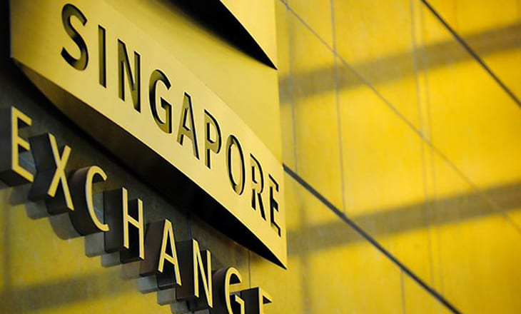 SGX announces trading volumes