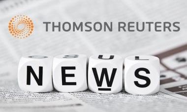 Thomson Reuters (NYSE:TRI) AUD/USD