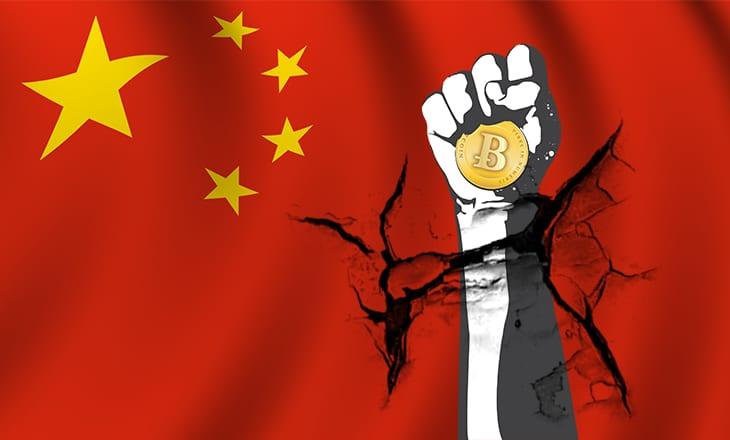 bitcoin china price crash