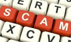 scam company