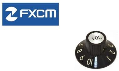 FXCM FX trading volumes