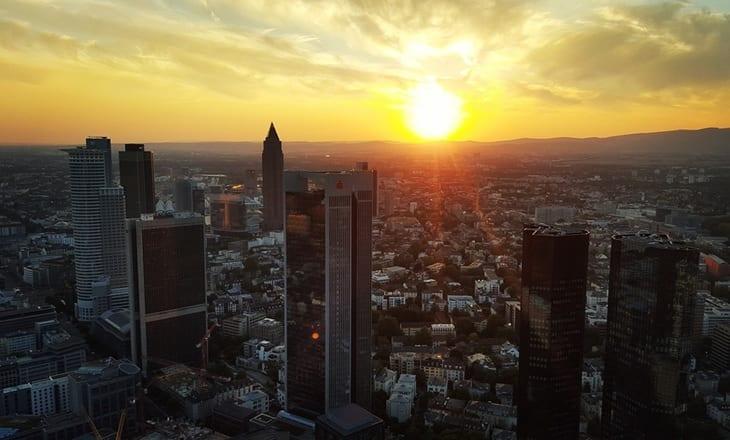 Germany trade boom