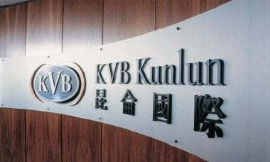 KVB Kunlun office