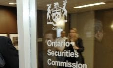 OSC leaves regulatory fees unchanged