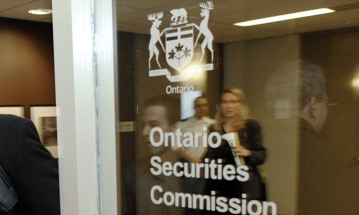 OSC leaves regulatory fees unchanged