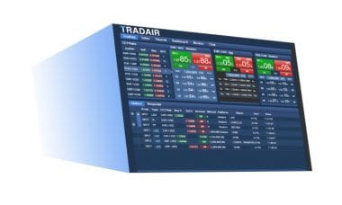 Tradair launches white label trading technology