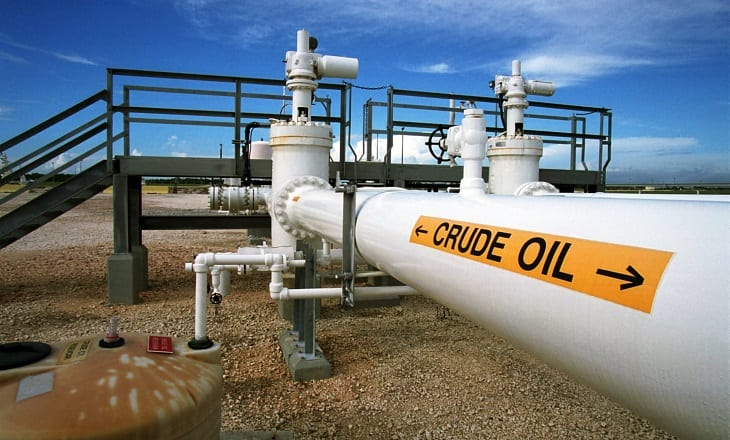 Oil prices recover from November lows