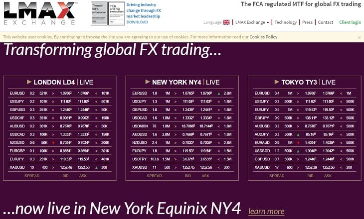 Lmax exchange white paper suggests new blueprint for tca in the fx last look transparency and more lmax exchange ceo david mercer speaks malvernweather Images