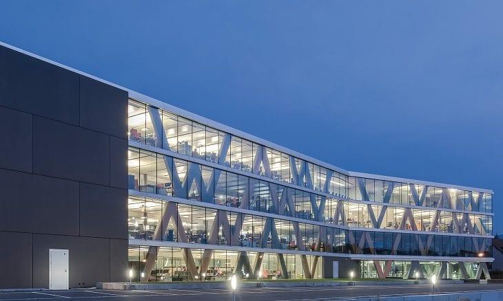 New Swissquote building