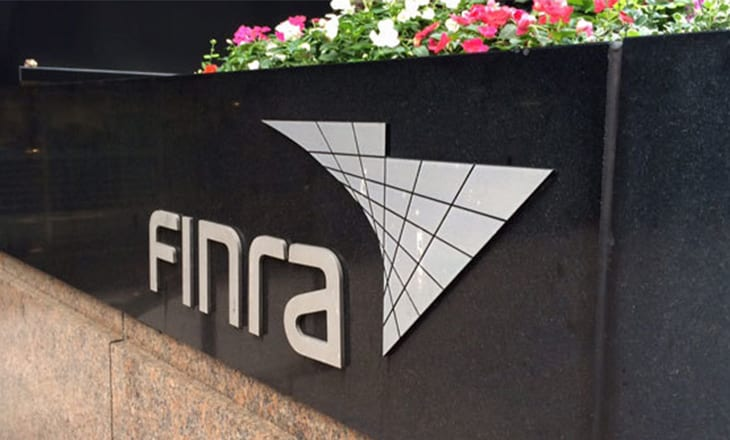 FINRA's 2018 volume tops 2017 activity by 87%