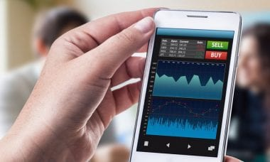 mobile forex trading app