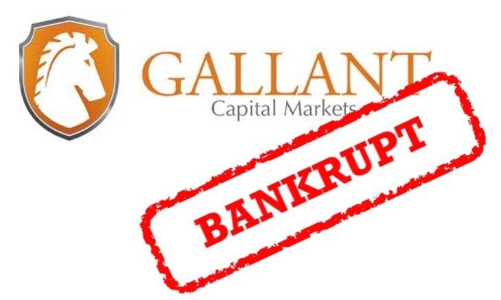 Forex bankrupt