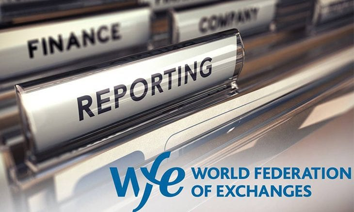 WFE World Federation of Exchanges