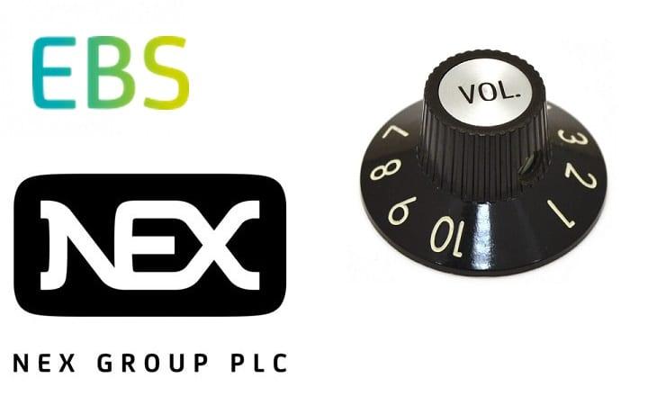 NEX Group market volumes