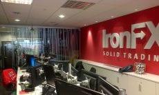 IronFX office