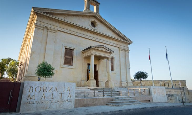 Image result for malta stock exchange