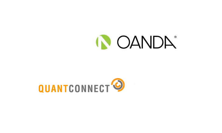 OANDA and QuantConnect announce integration for algorithmic