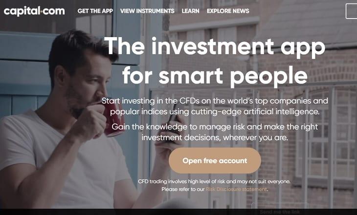 capital.com mobile cfd trading app