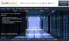 GBE Brokers website