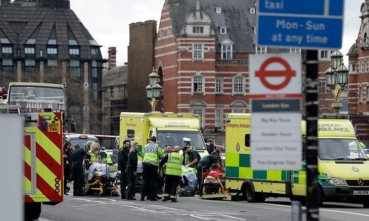 London terror UK election