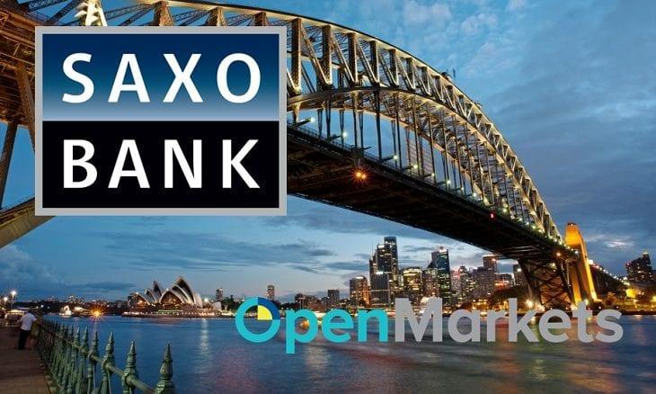 Saxo Bank OpenMarkets Australia