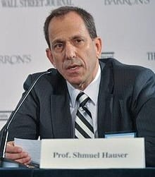 Shmuel Hauser ISA